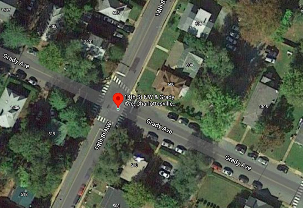 <p>The assault occurred at 10:00 p.m.in the area of 14th St NW and Grady Ave.&nbsp;</p>