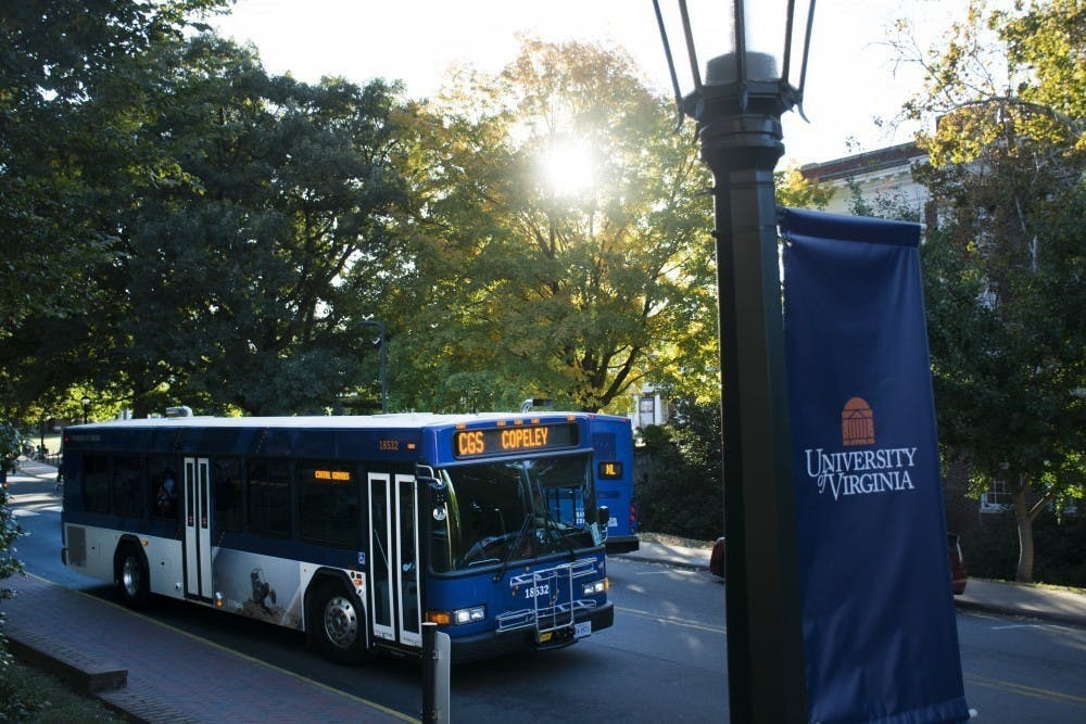 <p>Buses continue to hold a reduced capacity of 30 people and require all passengers to abide by the Centers for Disease Control and Prevention's mask requirement for public transportation.</p>