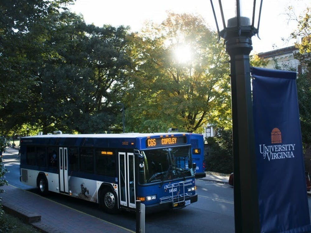 Buses continue to hold a reduced capacity of 30 people and require all passengers to abide by the Centers for Disease Control and Prevention's mask requirement for public transportation.