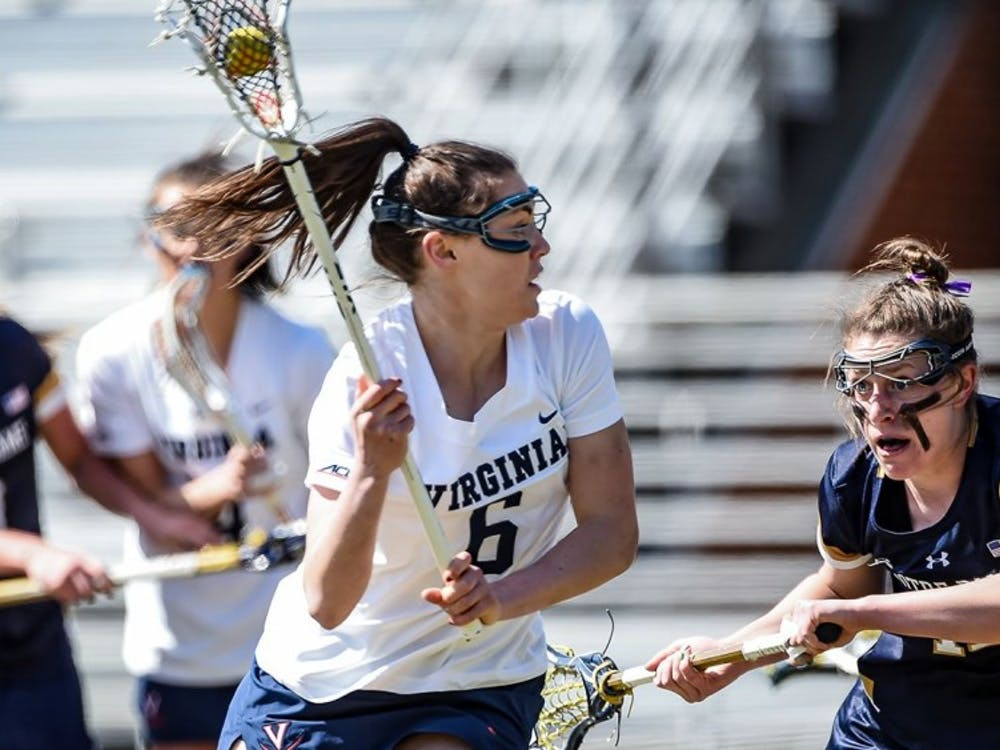 Senior attacker Avery Shoemaker scored four goals in Virginia's ACC Tournament loss to Syracuse Wednesday.