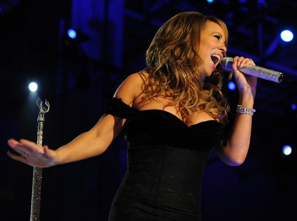 With all this experience at our backs, it's time to start fresh just like Mariah Carey did in a heroic if not uncomfortably dramatic way.