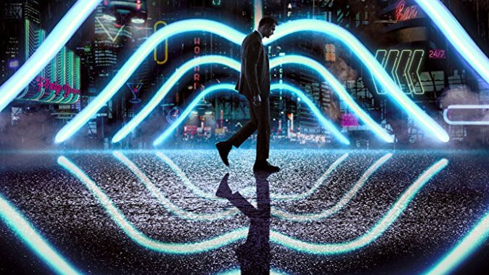 The newest sci-fi film from Duncan Jones fails to offer anything to the genre — or even make much sense.