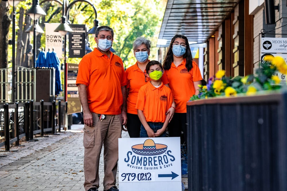 Husband-and-wife team Bernardo and Lucrecia Martinez — who had both spent years working in the food service business, always hoping to open a restaurant of their own — opened the Charlottesville location of their restaurant at the start of the pandemic last year.