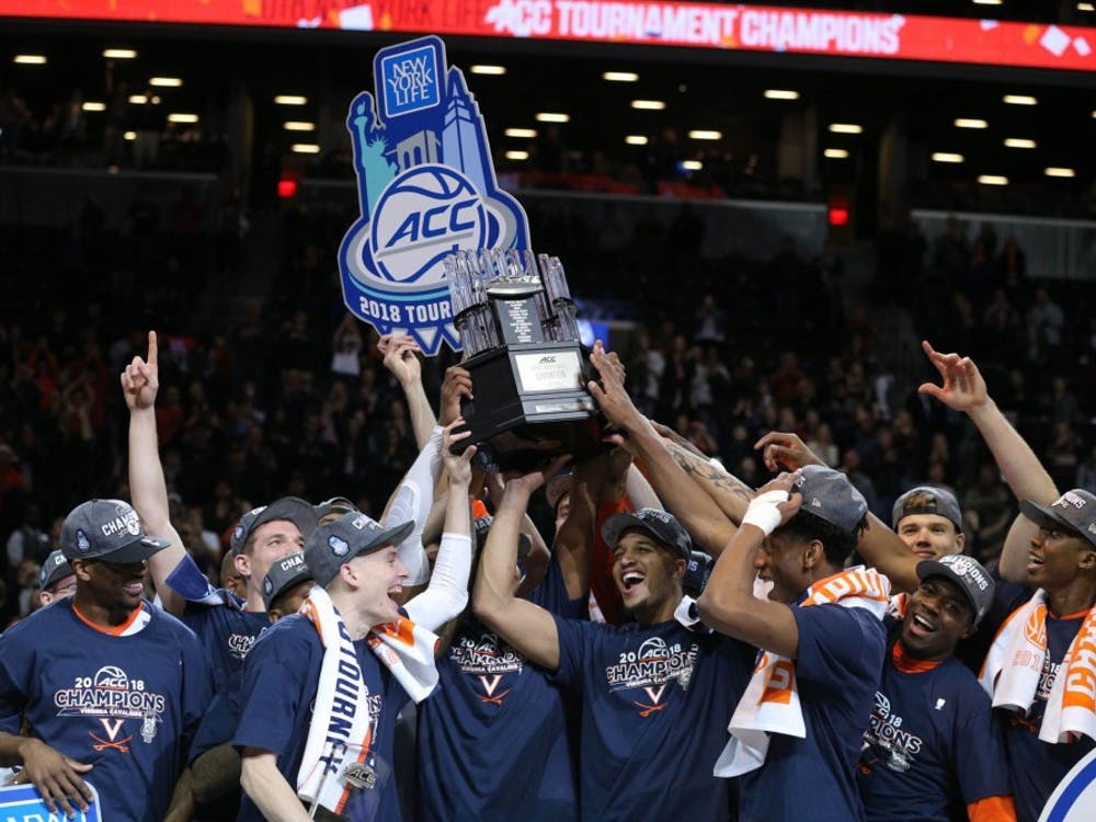 The Cavaliers will attempt to win the ACC Tournament for the second consecutive year.