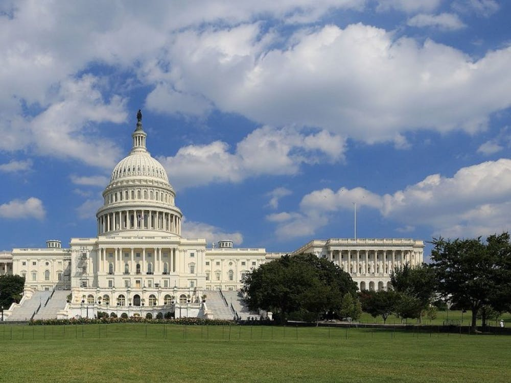 """Currently, a bill is being worked on in the 116th United States Congress, titled the """"Keeping Girls in School Act."""""""