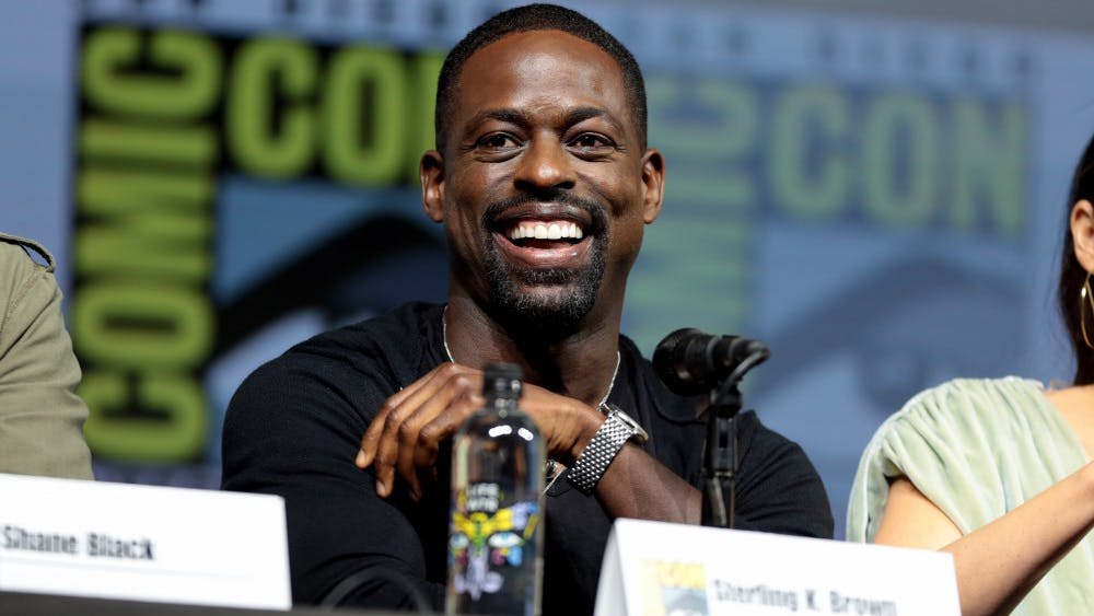 "Sterling K. Brown, seen here at San Diego Comic Con in 2018, is the well-intentioned but overbearing Ronald in ""Waves,"" which played at the Virginia Film Festival Thursday."