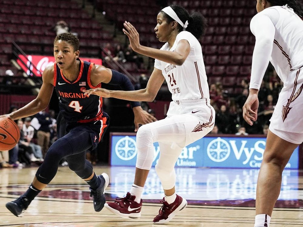 The Cavaliers were unable to overcome the Seminoles' rebounding skills Saturday.