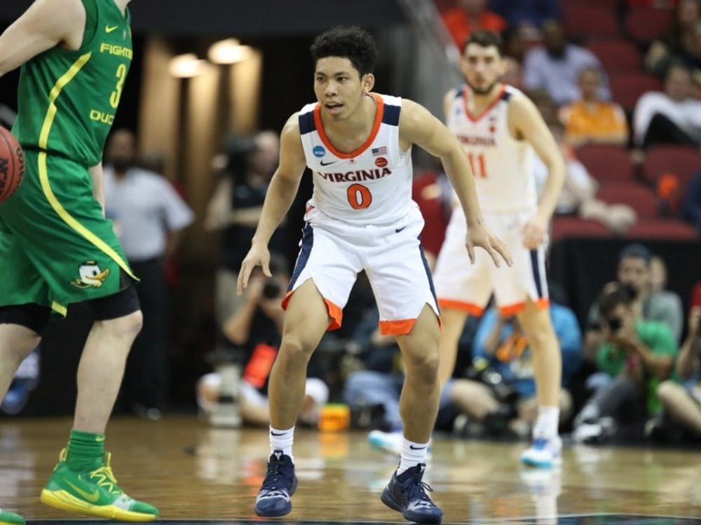 Freshman guard Kihei Clark tied career highs with 12 points and 6 assists against Oregon.