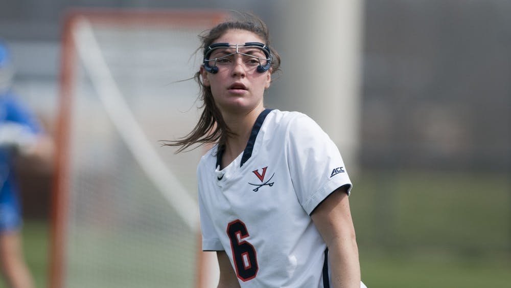 Sophomore attacker Avery Shoemaker will look to help lead Virginia to a win over ACC rival Louisville.