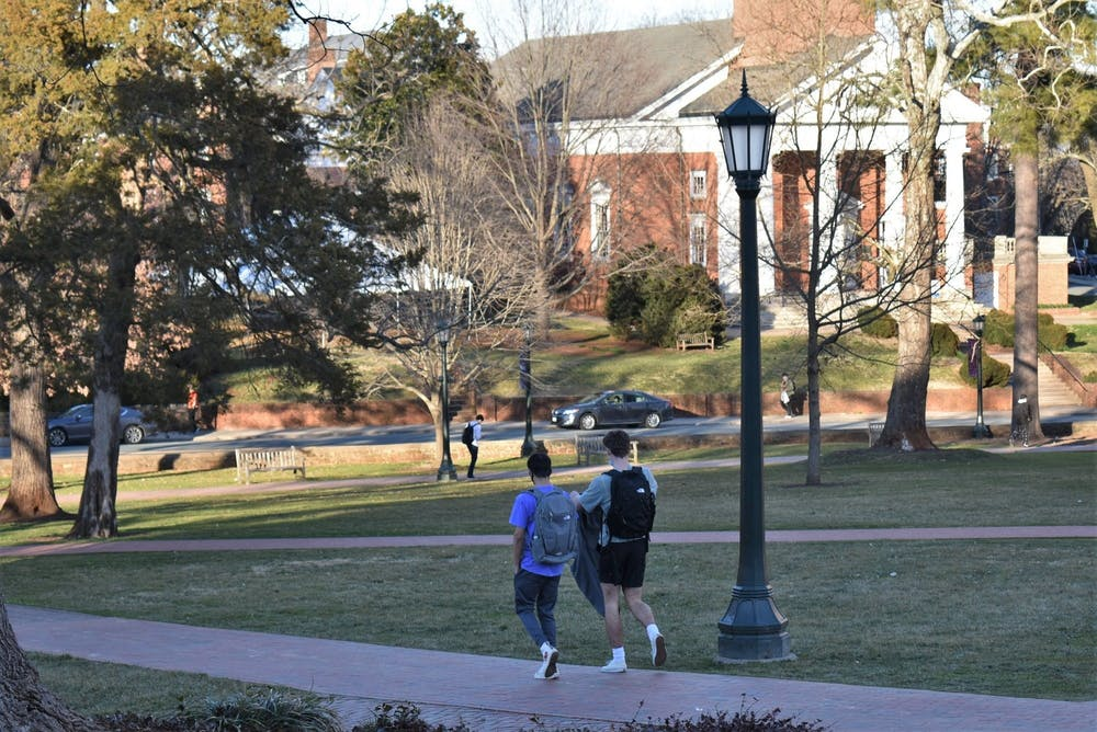 Despite the relaxed restrictions, University leadership warned that it is still just as important for University community members to continue following masking requirements, social distancing guidelines, gathering limitations and travel restrictions — even if one has been vaccinated for the virus.