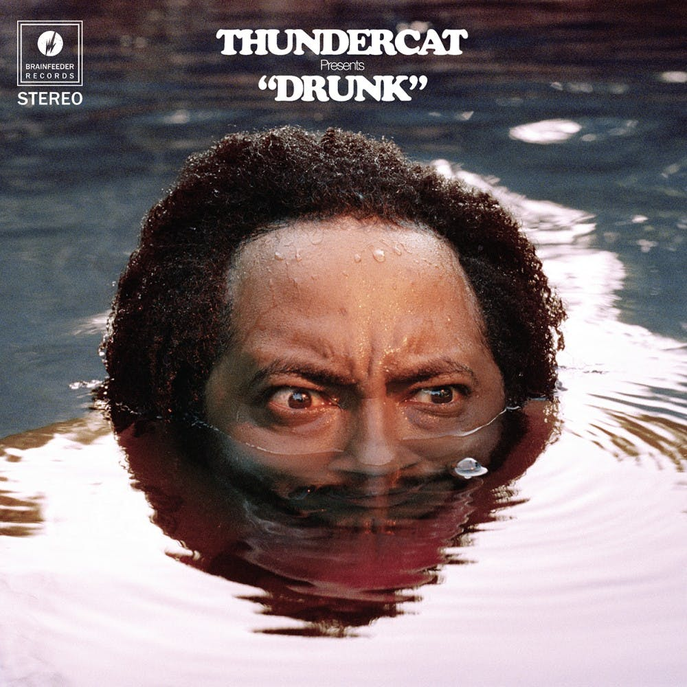 """<p>Thundercat's unpretentious and quirky personality shines through fully in """"Drunk.""""</p>"""