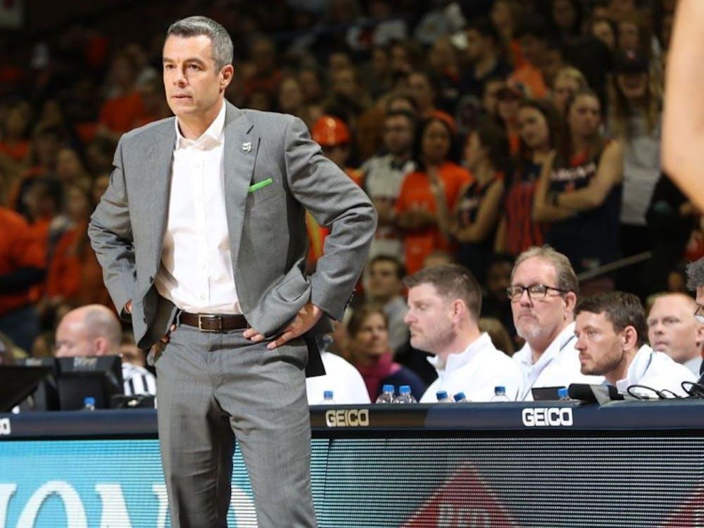 Coach Tony Bennett's Virginia team is a Final Four contender again this year.
