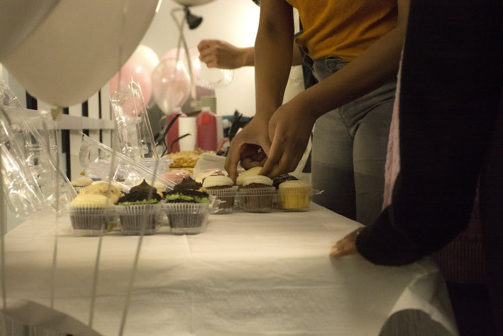 <p>Dozens of students attended the event and shared how they had found their home in the MSC.</p>