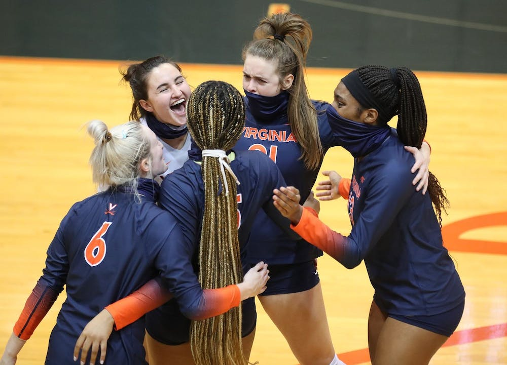 <p>The new-look Cavaliers kick-off their 2021 campaign against rival Maryland Friday.&nbsp;</p>