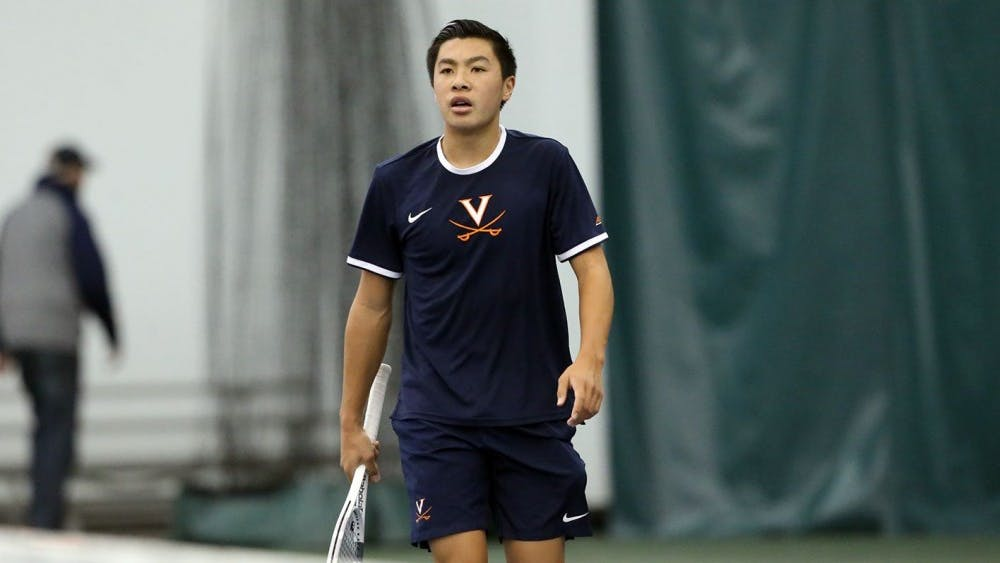 Freshman Brandon Nakashima, the No. 2 recruit in the class of 2018, has been integral to Virginia's return to among the nation's elite teams.