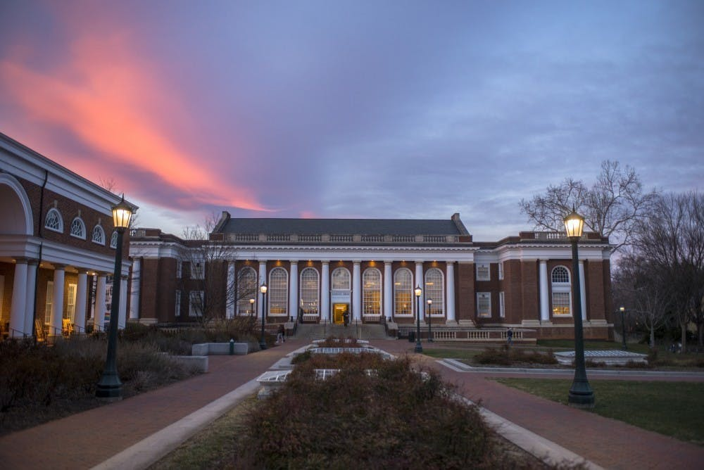 <p>Attention has now shifted to Alderman Library, where an anonymous person or persons recently left fliers inside the building advocating to change the library's name.&nbsp;</p>