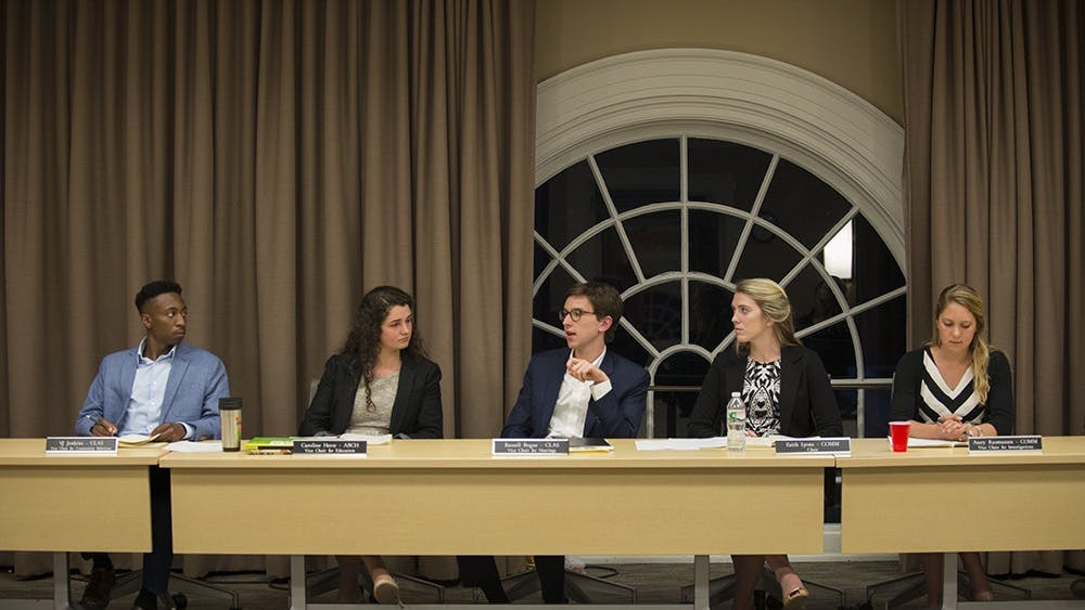 The Honor Committee is discussing ways to explore student opinion surrounding the approved referenda.