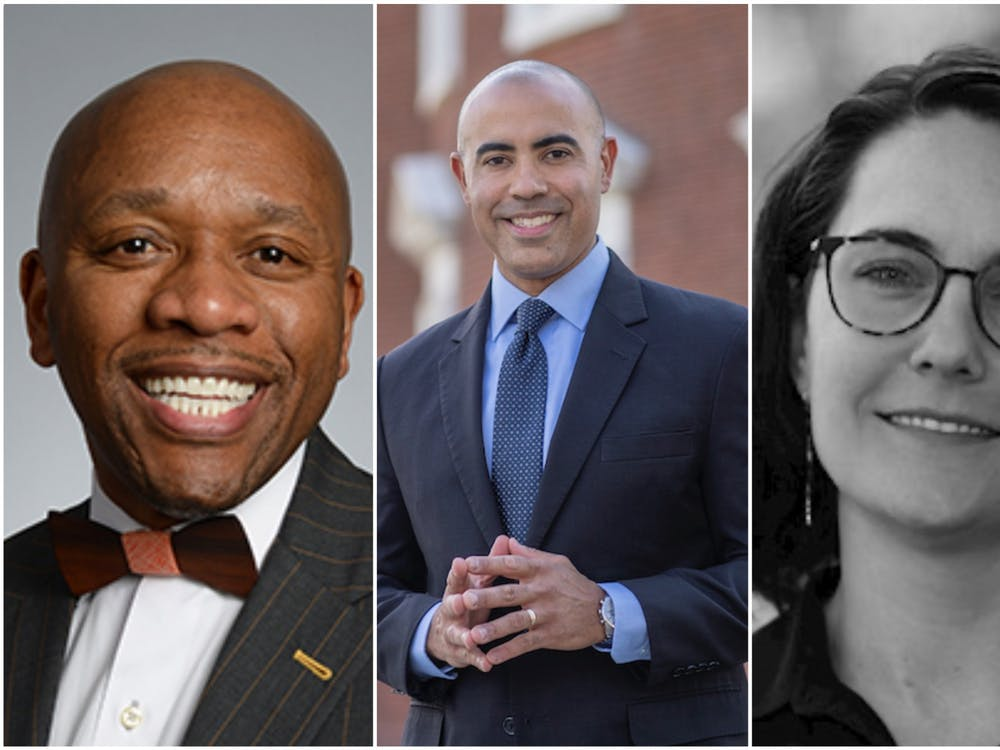 The task force includes Kevin McDonald, vice president for diversity, equity and inclusion; Ian Solomon, dean of the Batten School; and Barbara Wilson, an assistant professor in the School of Architecture and faculty director of the Equity Center.