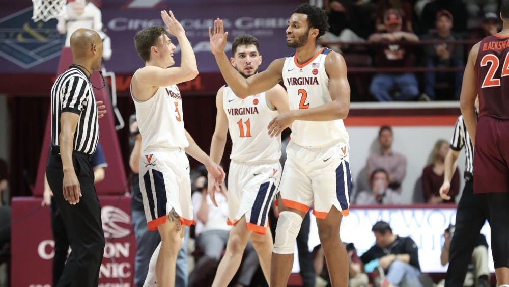 The Virginia men's basketball team will have to advance past Gardner-Webb and either Ole Miss or Oklahoma to reach the Sweet Sixteen.