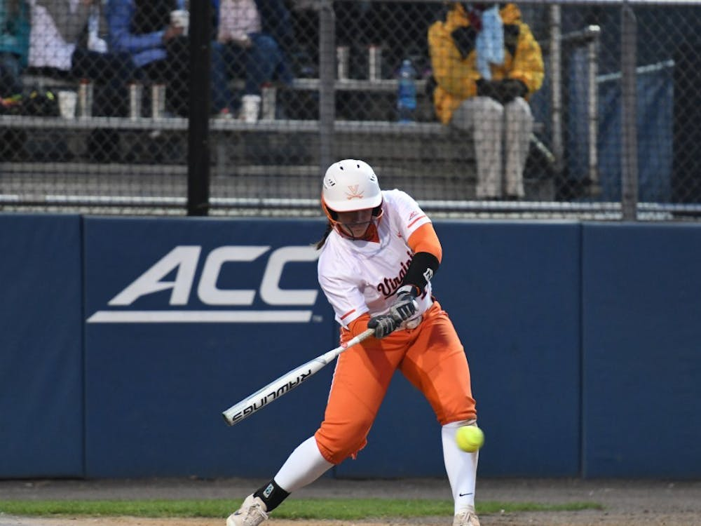 Senior catcher Katie Park is key to Virginia's performance at the plate this season.