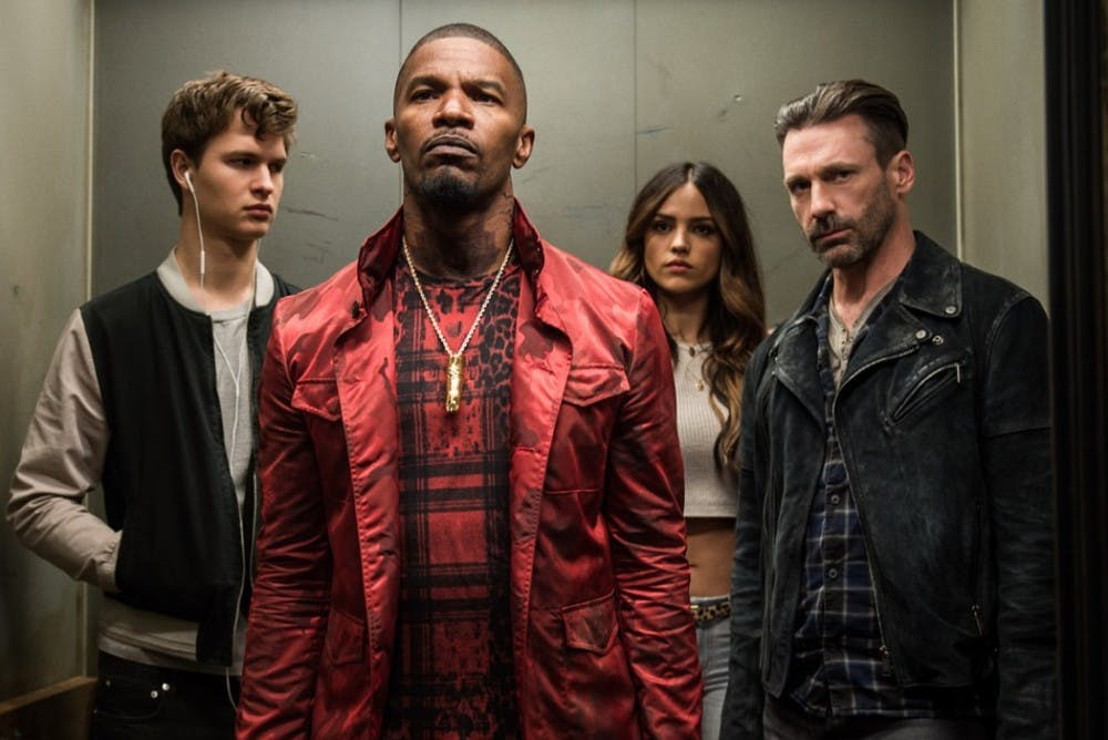 "<p>The trailer for ""Baby Driver"" promises a good time with a star-studded cast.</p>"