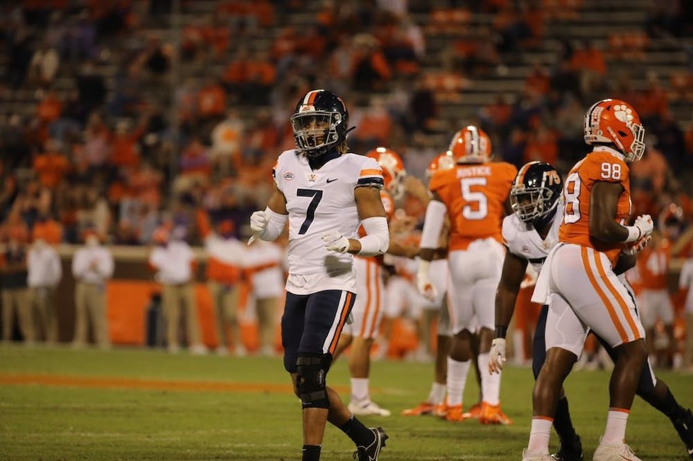 <p>The Cavaliers were unable to make key third-down stops against the Tigers, enabling Clemson to pull-away and seal the victory.&nbsp;</p>