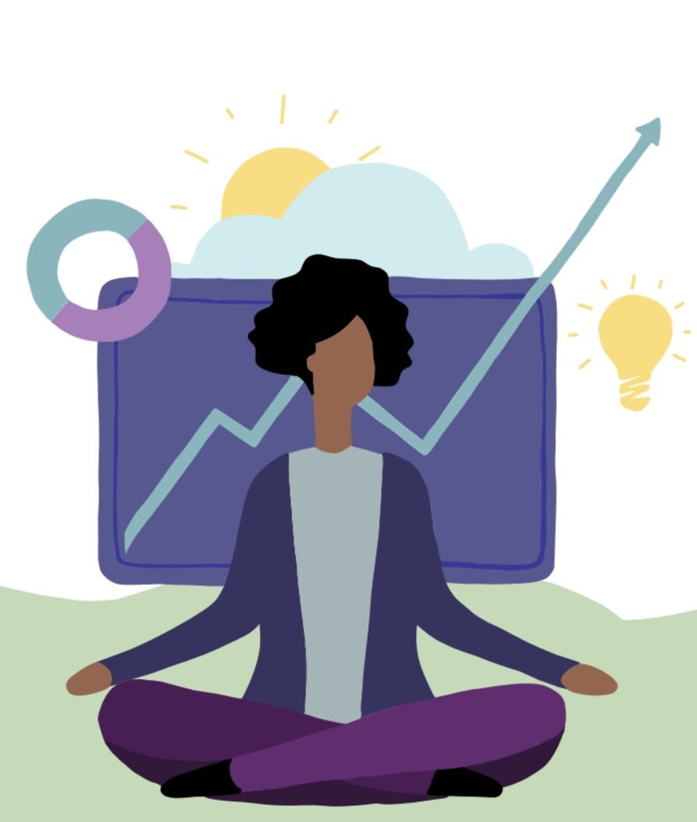 <p>According to Nursing Assoc. Prof. Samuel Green, mindfulness is defined as being present in any situation.&nbsp;</p>