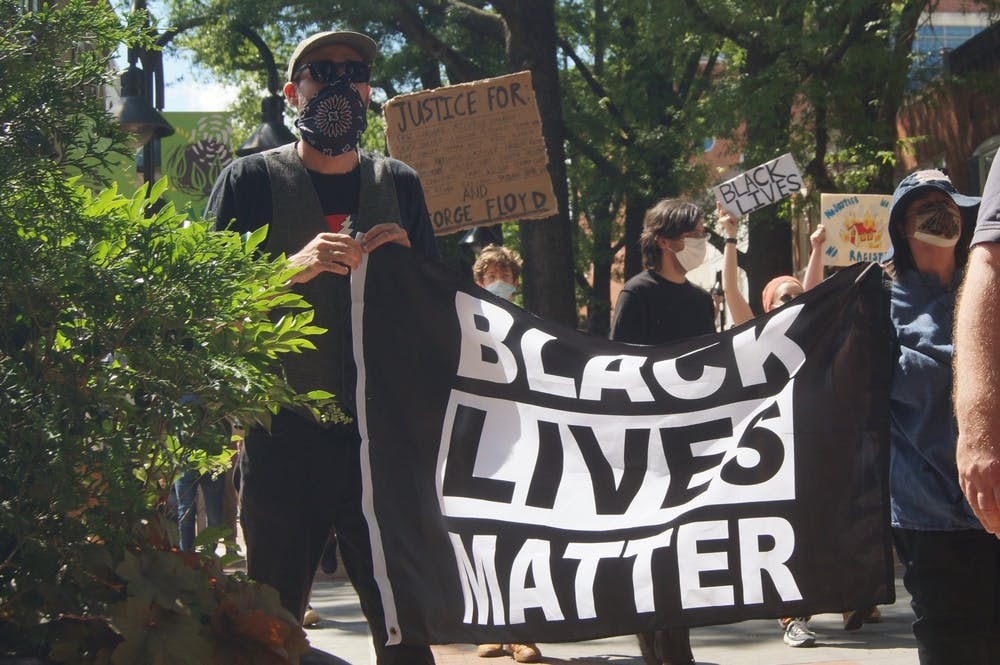 The Cavalier Daily Editorial Board stands in solidarity with the Black Lives Matter movement.