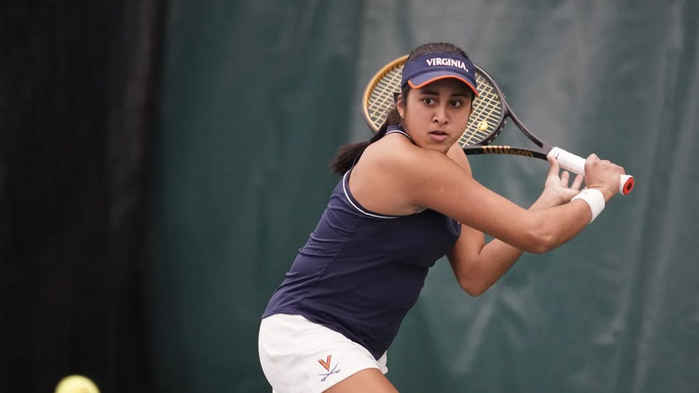 Subhash has been outstanding this season, currently ranking ninth in the country in singles and winning 11 of her 13 ACC matches.