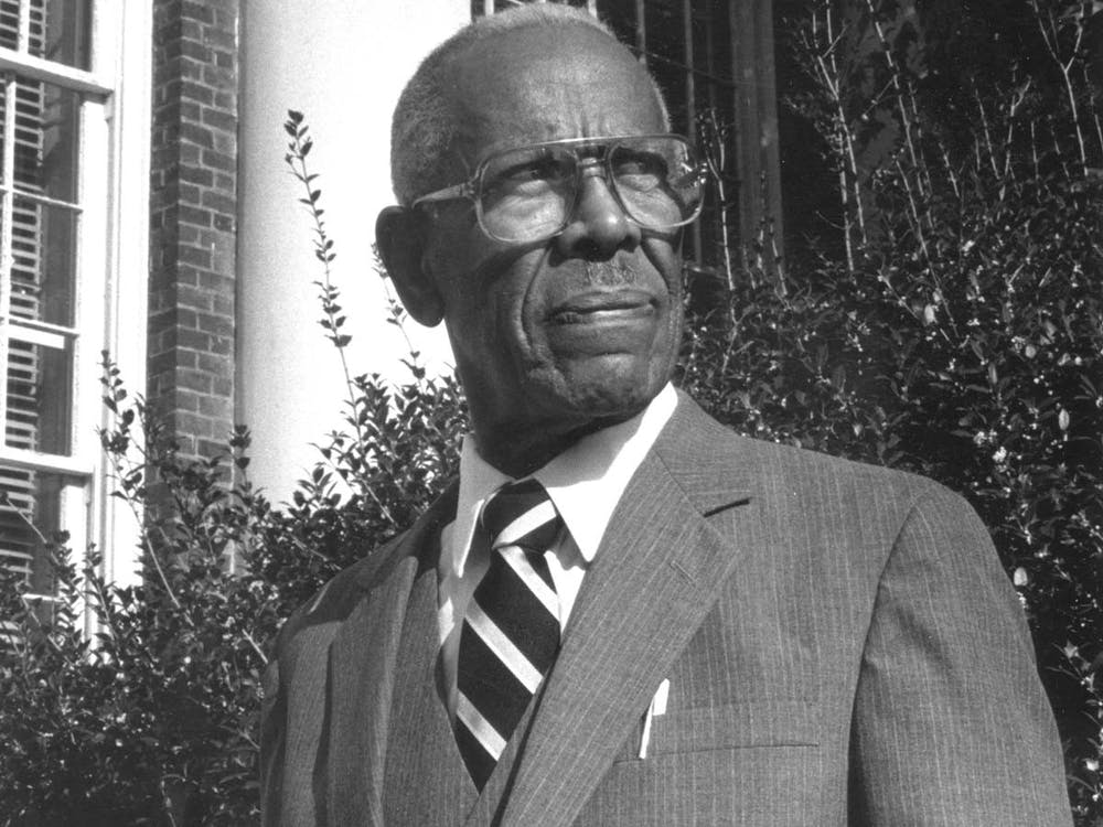 Ridley is a renowned Southern educator and Howard University graduate.