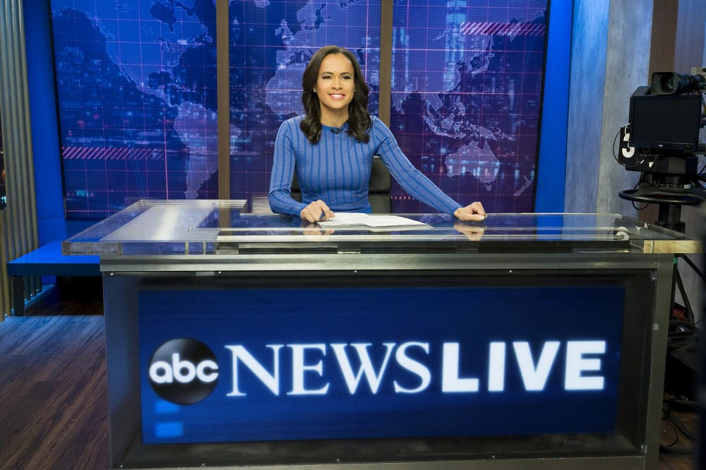<p>Linsey Davis, who has been anchoring ABC News Live's evening newscast in primetime, is succeeding Tom Llamas as co-anchor of the weekend broadcasts of World News Tonight.</p>