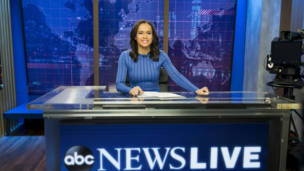 Linsey Davis, who has been anchoring ABC News Live's evening newscast in primetime, is succeeding Tom Llamas as co-anchor of the weekend broadcasts of World News Tonight.