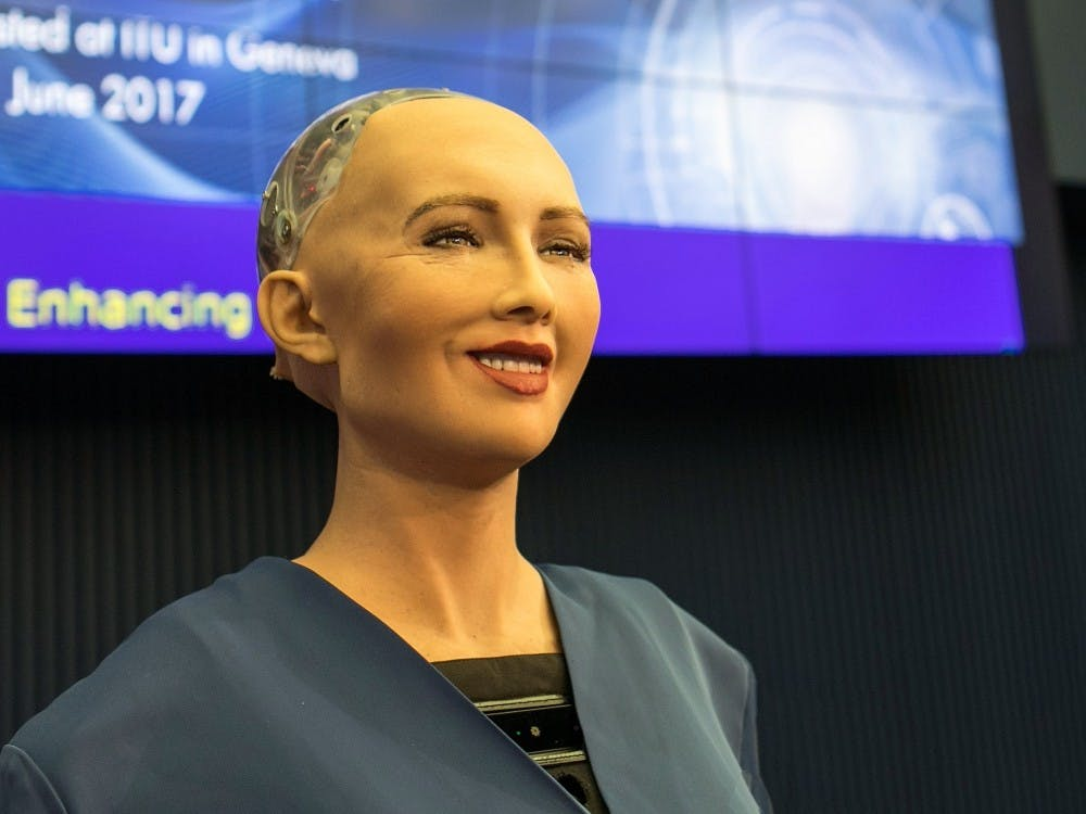 Beloved Robot Sophia To Join U Va Class Of 2022 In The Fall The