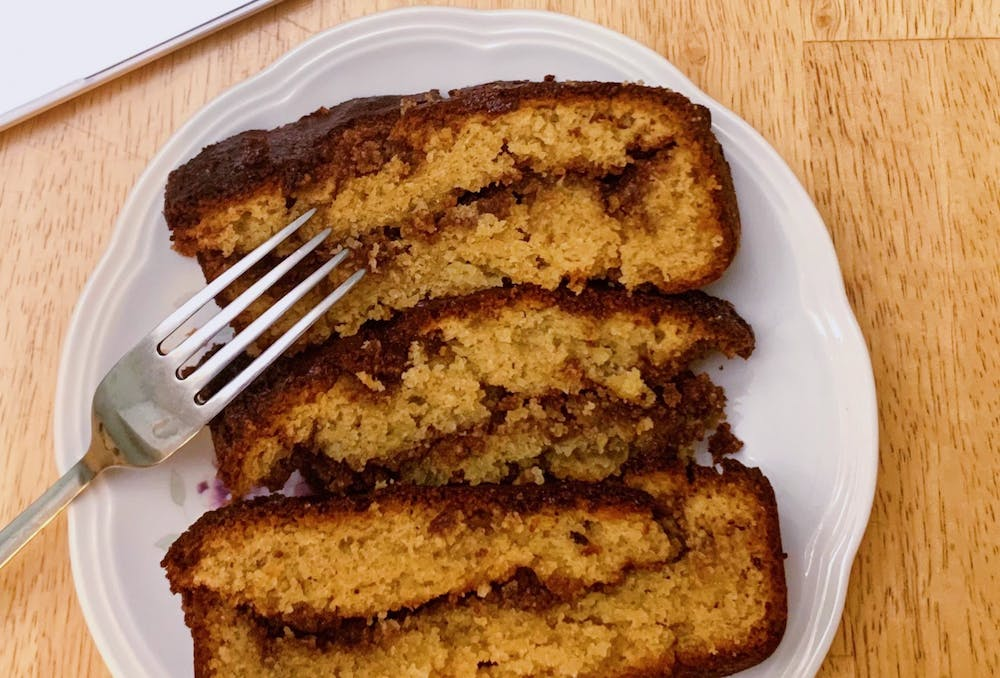 <p>If baked correctly, the bread should be light and airy and the honey and cinnamon mixture should have melted into the bread so there is a subtle sweet flavor in every bite.</p>