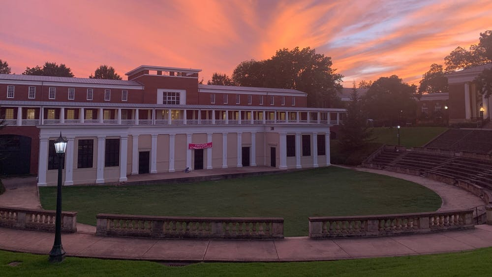 Cotton candy skies and tangy orange hues can light up the horizon at the University, and now you know where to find these flavorful sunsets