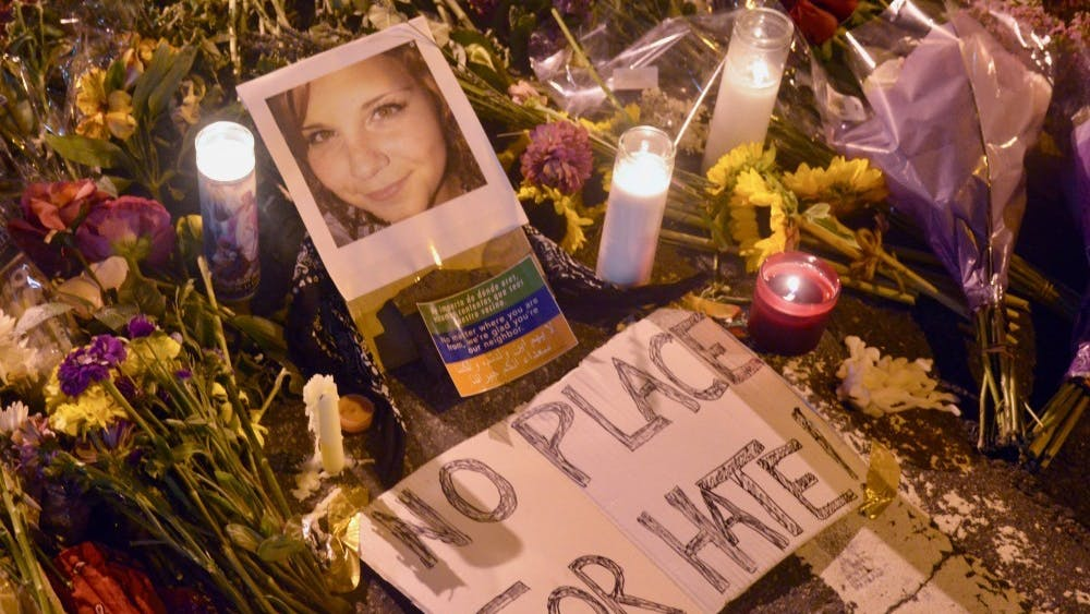 Heather Heyer, a 32-year-old paralegal, was killed when James A. Fields Jr. drove his vehicle into a group of demonstrators.