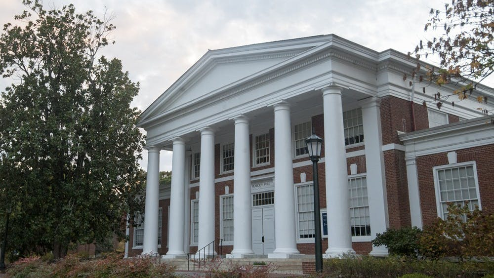 The University's Faculty Senate voted Monday on whether it would advance discussion of an application-based CR/NC/NGCC grading system for the fall semester to a discussion and vote at its Oct. 20 full Senate meeting.
