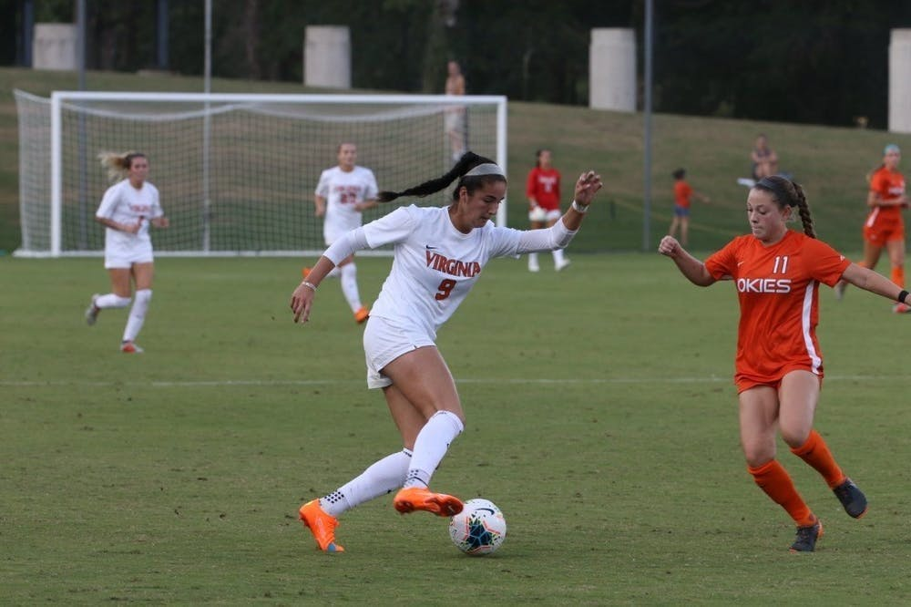 <p>Virginia returns to action Sept. 12 against in-state rival Virginia Tech.</p>