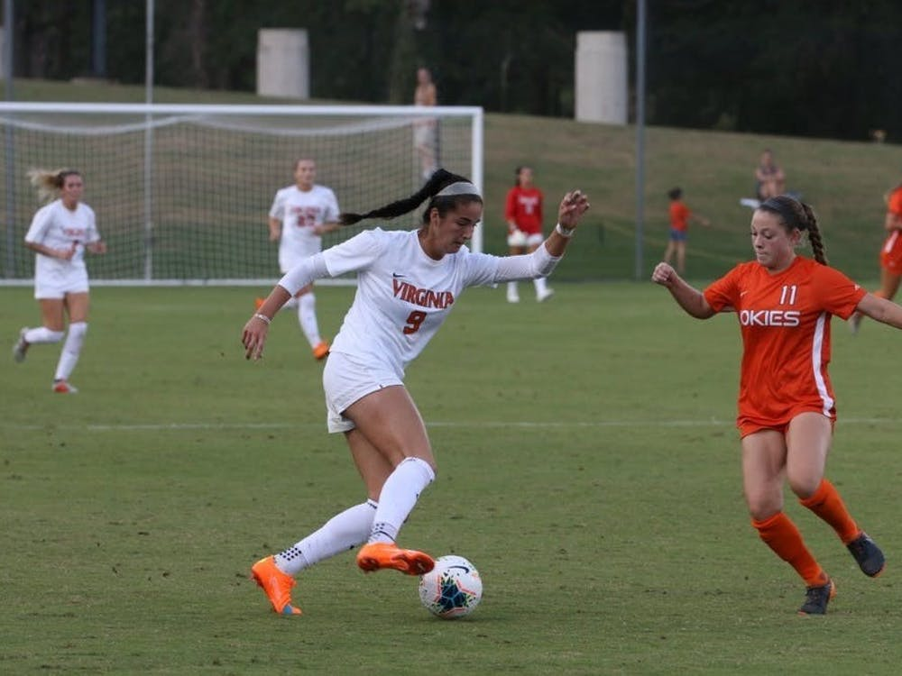 Virginia returns to action Sept. 12 against in-state rival Virginia Tech.