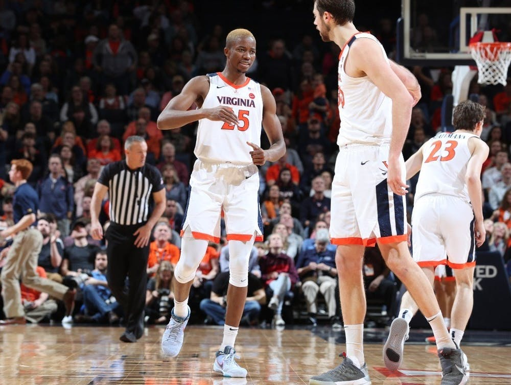 <p>Senior forward Mamadi Diakite had 16 points for Virginia, but it wasn't enough to will the Cavaliers to victory.&nbsp;</p>