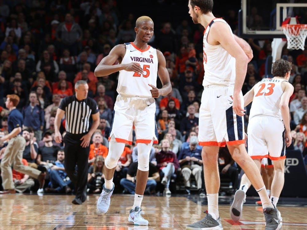 Senior forward Mamadi Diakite had 16 points for Virginia, but it wasn't enough to will the Cavaliers to victory.