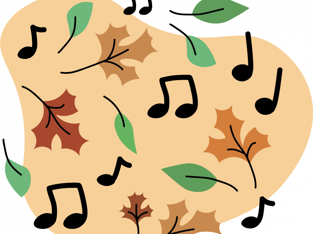 Hurry up and listen to these fall tracks before winter takes the autumn weather away.