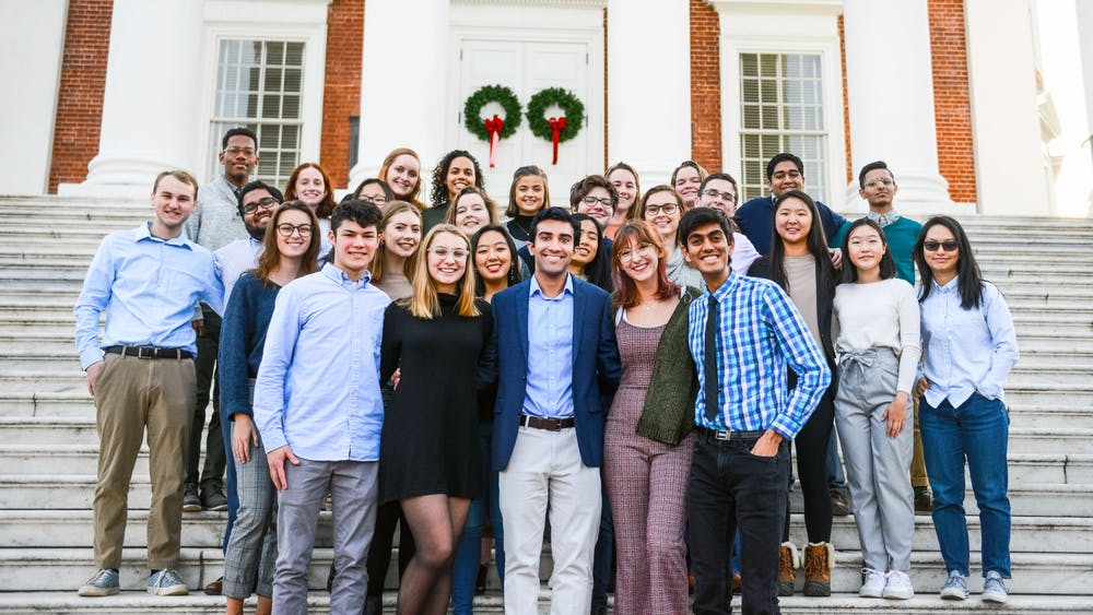 The Cavalier Daily staff elected its incoming managing and junior boards for the 131st term Saturday.