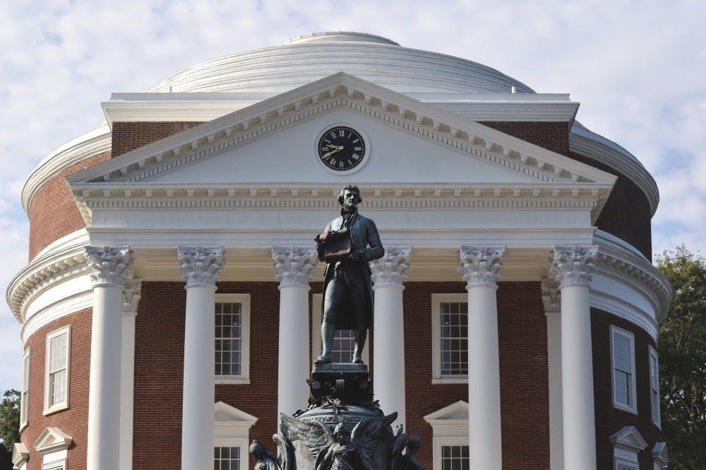 <p>弗吉尼亚大学能开始尝试弥补其过去的唯一办法就是废除自己不堪回首的开端--包括创始人的人生观念,并且花时间对每一个学生和和职工成员进行相关教育。</p>
