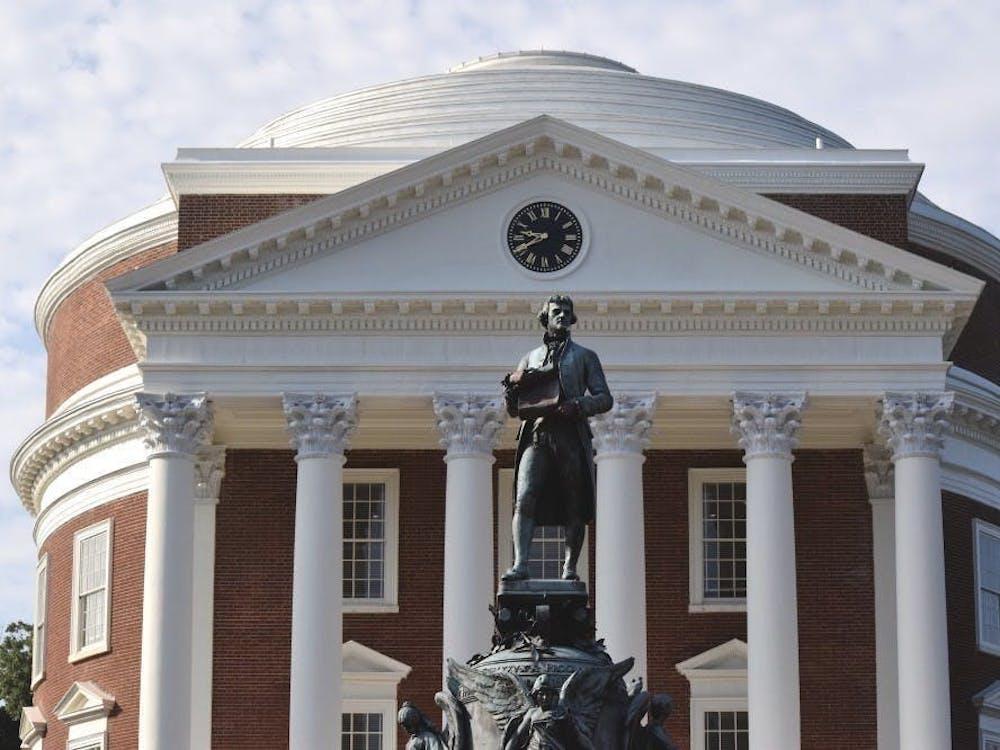 弗吉尼亚大学能开始尝试弥补其过去的唯一办法就是废除自己不堪回首的开端--包括创始人的人生观念,并且花时间对每一个学生和和职工成员进行相关教育。
