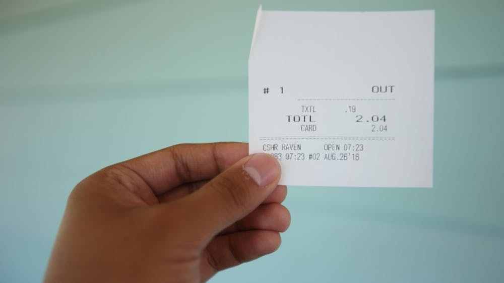 Getting the no. 1 ticket at Bodo's is one of the items on the list.