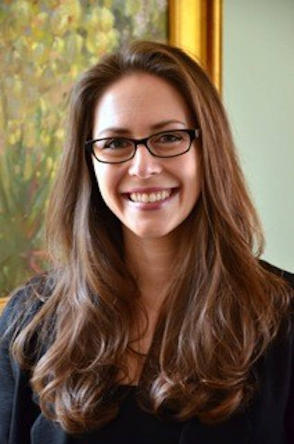 """<p><span class=""""caps"""">WGS</span> and Sociology Prof. Miranda Waggoner, above, joined the faculty in 2014.</p>"""