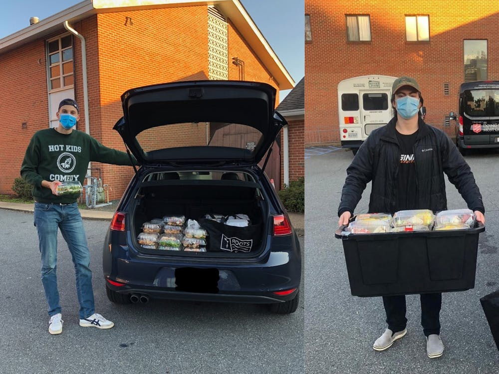 This year, the club has about 30 active student volunteers who live both in and out of the Charlottesville area, and last semester, FoodAssist volunteers collected and distributed 642 pounds of food mainly from Kappa Kappa Gamma sorority.