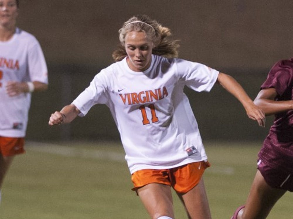 Senior forward Brittany Ratcliffe scored twice last year against the Wolfpack.