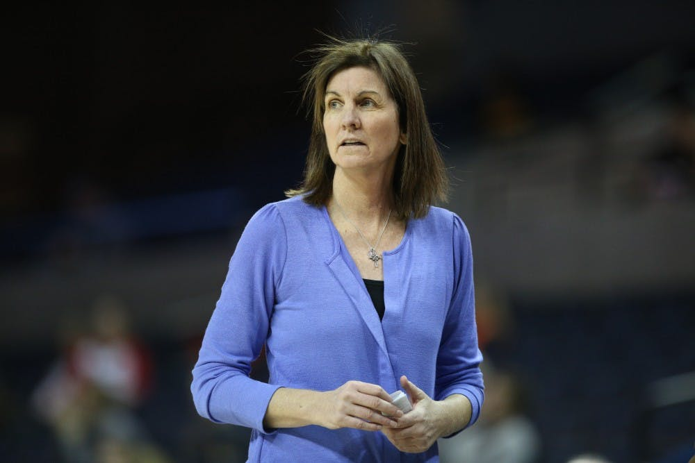 <p>Coach Joanne Boyle had good reason to believe in her team's prospects at the beginning of the season, yet the Cavaliers have woefully underperformed.</p>